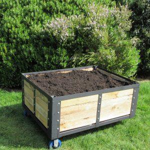 Mobile Garden Beds